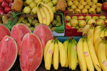 Smoothie Zutaten Obst
